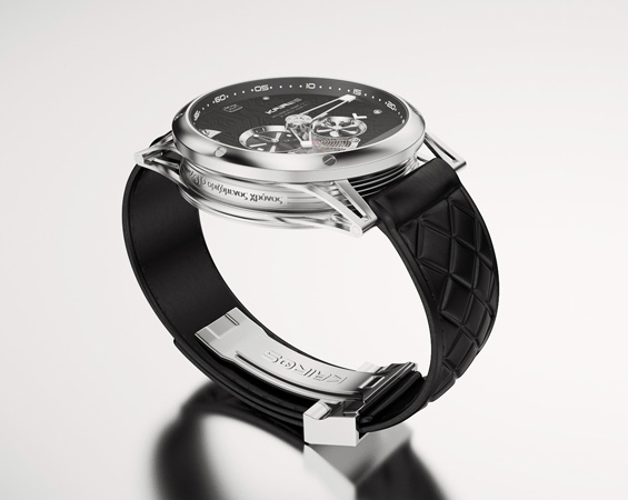 Kairos Claims to Be 'World's First and Only Mechanical ...