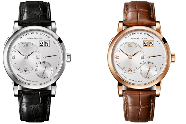 A. Lange & Söhne Lange 1 Big Date Power Replica Watch - Ref.191.032 and REF.191.025