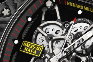 You Will Love This Very Cool Richard Mille RM 35-01Rafael Nadal Carbon Fiber Skeleton Copy Watch