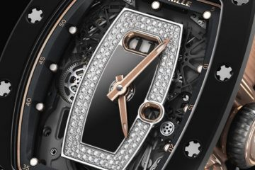 A fully feminine Replica Richard Mille RM 037 Ladies Watch