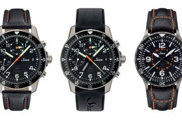 Three New Sinn Featuring DIN 8330 Standards Replica Watch