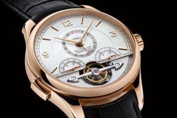 Hand-on Montblanc Heritage Chronométrie ExoTourbillon Minute Chronograph Replica Watch