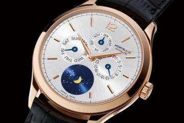 Montblanc Heritage Chronométrie Quantième Annuel Automatic Replica Watch