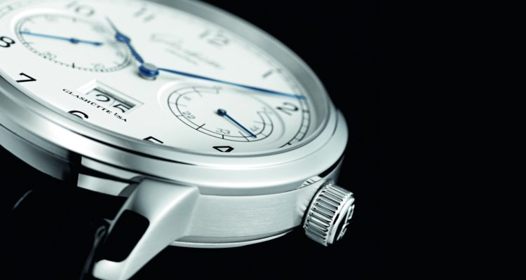 Up Close With The Stainless Steel Glashutte Original Senator Observer Watch Replica