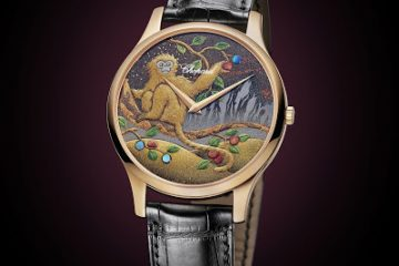"You will Like The Swiss Chopard L.U.C XP Urushi ""Year of the Monkey"" Replica Watch"