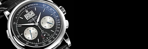 A. Lange & Sohne Datograph Big Date