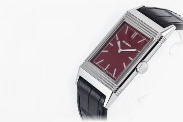 Jaeger-LeCoultre Grande Reverso 1931 Rouge watch
