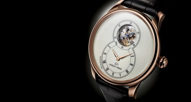 Jaquet Droz Grande Second Tourbillon watch
