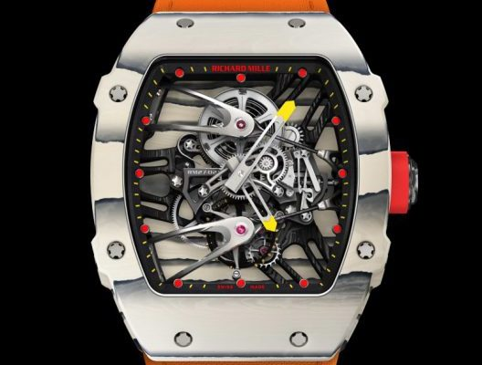 Richard Mille Rafael Nadal RM 35-02 replica