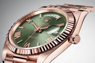 Rolex Oyster Perpetual Day-Date 40 replica