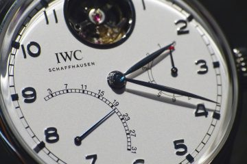 IWC Portugieser Tourbillon Mystère Rétrograde Replica watch replica