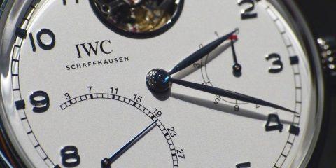 IWC Portugieser Tourbillon Mystère Rétrograde Replica watch replica