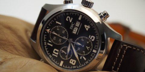 IWC Pig Pilot's Heritage Watch 48