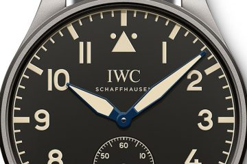 IWC Big Pilot's Watch Heritage Watch 48