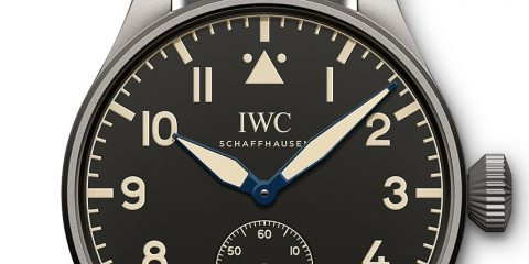 IWC Big Pilot's Watch Heritage Watch 48