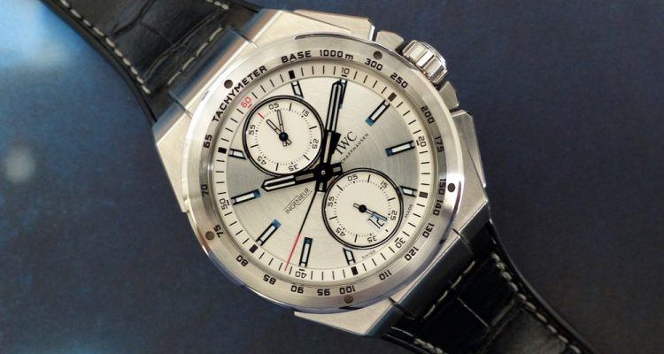 IWC Ingenieur Chronograph Racer Replica Watch For Sale Ref. IW378509