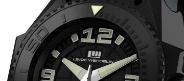 Mens Linde Werdelin Octopus Diving Watch Replica