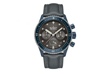 Blancpain Fifty Fathoms Bathyscaphe Ocean Commitment II replica watch