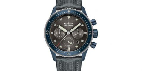 Blancpain Fifty Fathoms Bathyscaphe Ocean Commitment II replica watch