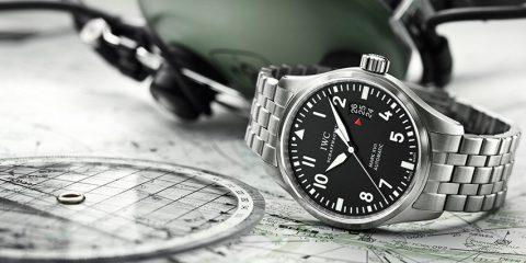 IWC Replica Pilot's Watch Mark XVII Watch Ref.IW326504
