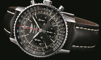 Breitling Navitimer 01 Dark Gray Dial Replica watch