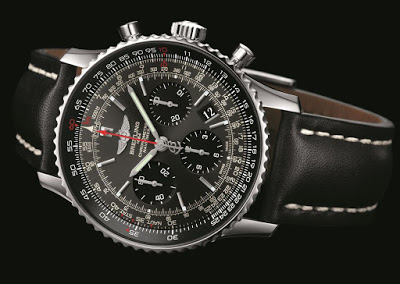 Breitling Navitimer 01 Dark Gray Dial Replica watch