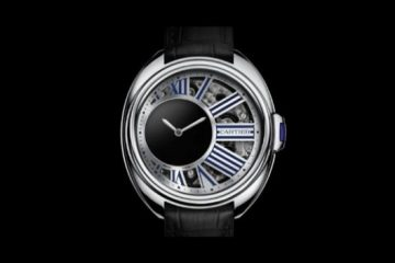 Cartier Cle de Cartier Mysterious Hour replica watch