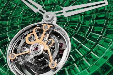 Jacob & Co. Caviar Emerald Tourbillon Graff replica watch
