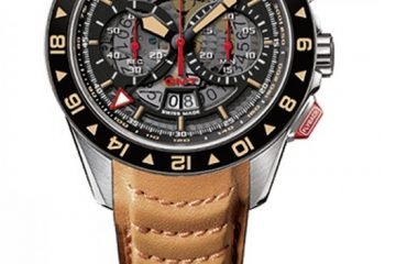 Graham Silverstone RS GMT replica watch