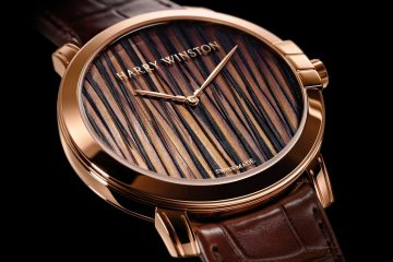 Harry Winston Midnight Feathers Automatic replica watch