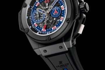 Hublot King Power Paris Saint Germain Chronograph replica