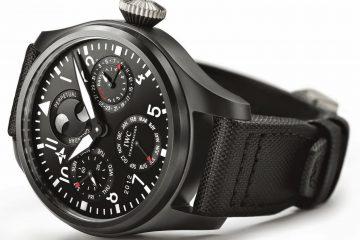 IWC Big Pilot's Watch Perpetual Calendar watch replica