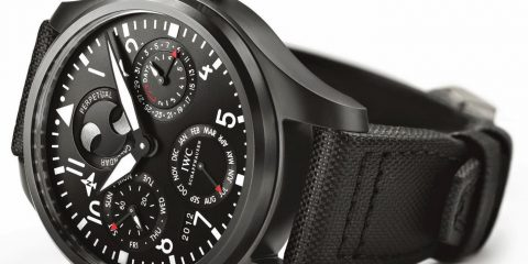 IWC Big Pilot's Watch Perpetual Calendar watch replica