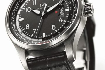 IWC 326201 Pilot's Watch Worldtimer watch replica