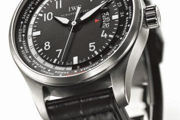 IWC 326201 Pilot's Watch Worldtimer watch replica