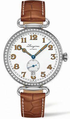 Longines Heritage 1918 watch replica