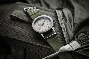 Longines Heritage Military COSD watch replica