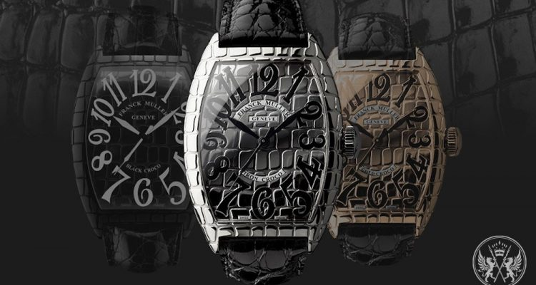 Franck Muller Croco replica watch