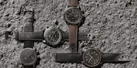 Omega Speedmaster Dark Side of the Moon replica watch