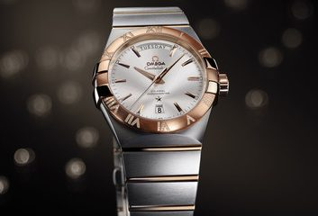 Omega Constellation Day-Date Automatic watch replica