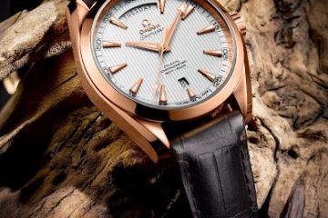 Omega Seamaster Aqua Terra Day-Date watch replica