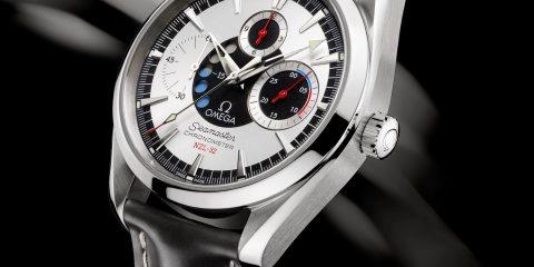 Omega Seamaster Nzl-32 Regatta Chronograph replica watch