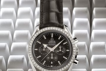 Omega Speedmaster Broad Arrow replica watch