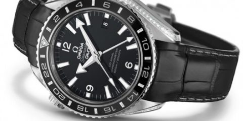 Omega Seamaster Planet Ocean GMT replica watch