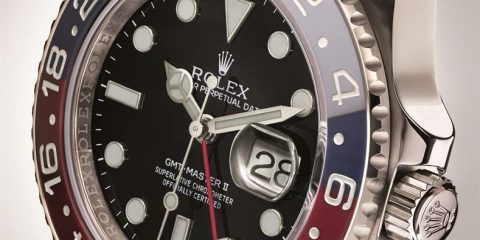 Rolex Oyster Perpetual GMT-Master II watch replica