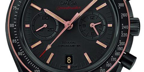 Omega Speedmaster Dark Side of the Moon 'Sedna Black' replica watch