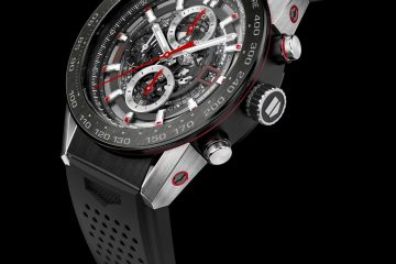 Tag Heuer Carrera Heuer 01 Skeleton replica watch