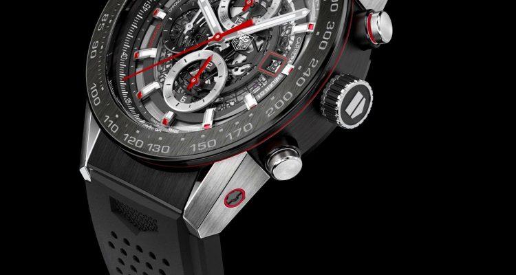 Tag Heuer Carrera Heuer 01 Skeleton replica watch