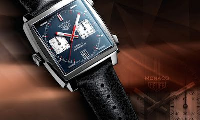Tag Heuer Monaco Calibre 11 Chronograph Replica watch