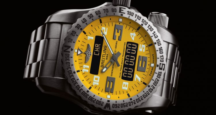 Breitling Emergency II replica watch